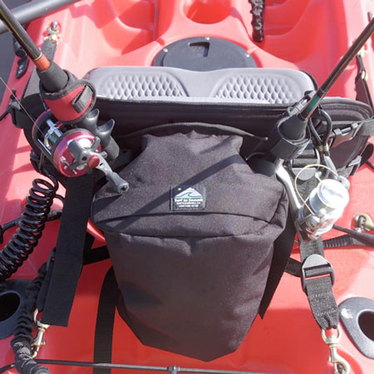 GTS Pro Molded Foam Kayak Seat - Fishing Pack