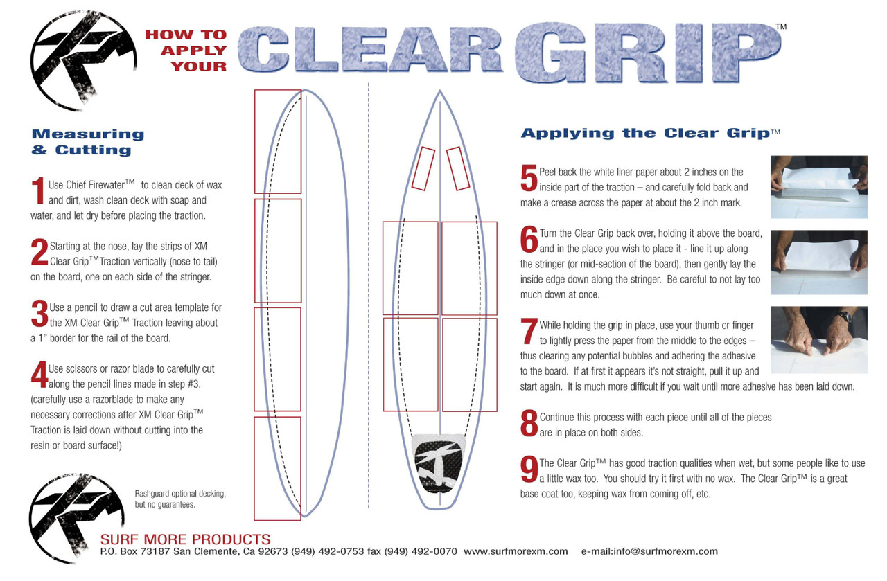 Clear Grip Traction