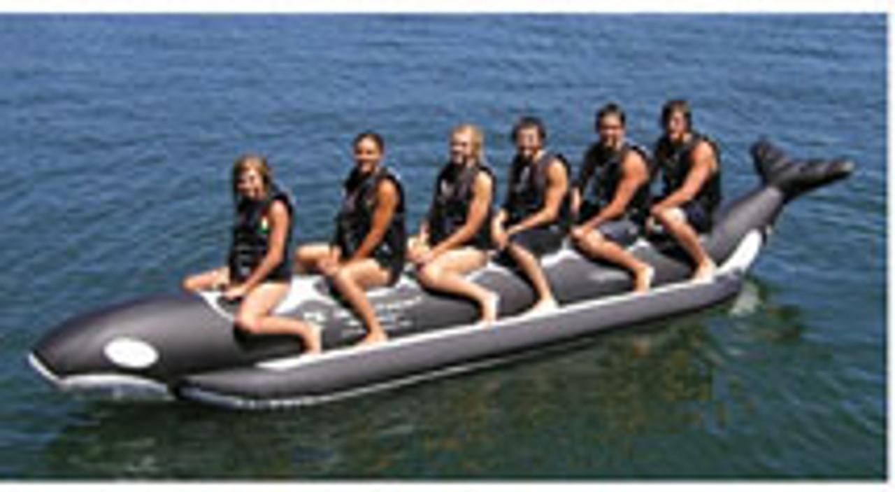 Whale Ride 6 Passenger Sled
