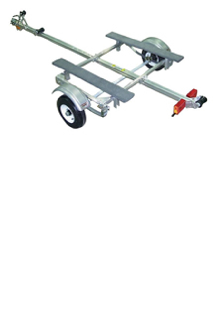 SUT-250-S FLAT BOTTOM TRAILER