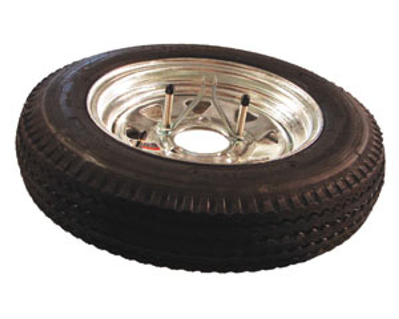 """Spare 12"""" Tire with Locking Attachment MPG465"""