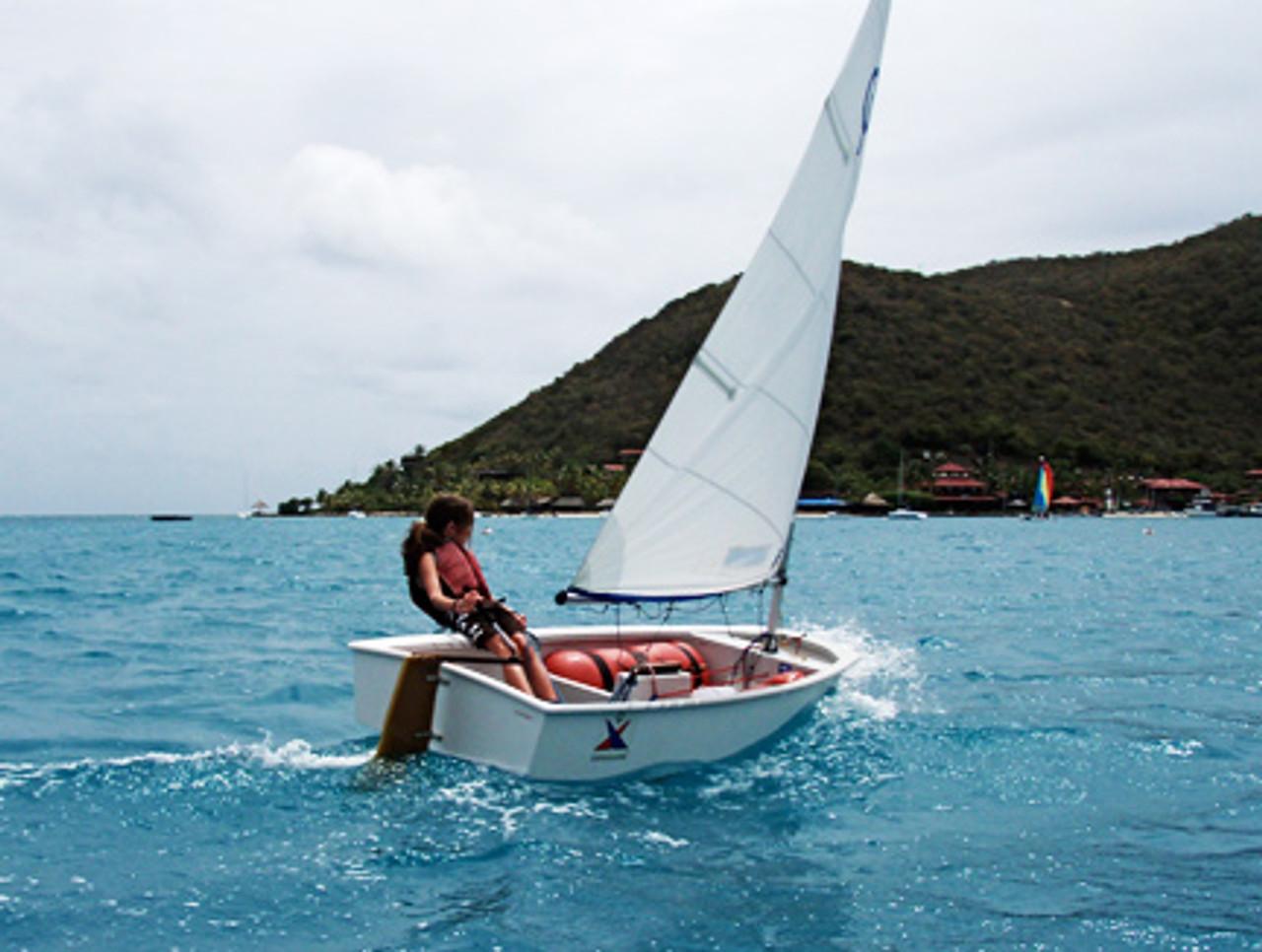 Optimist Replacement Sail