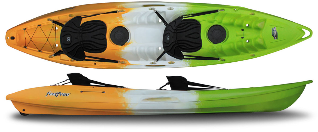 Feel Fee Kayaks Gemini