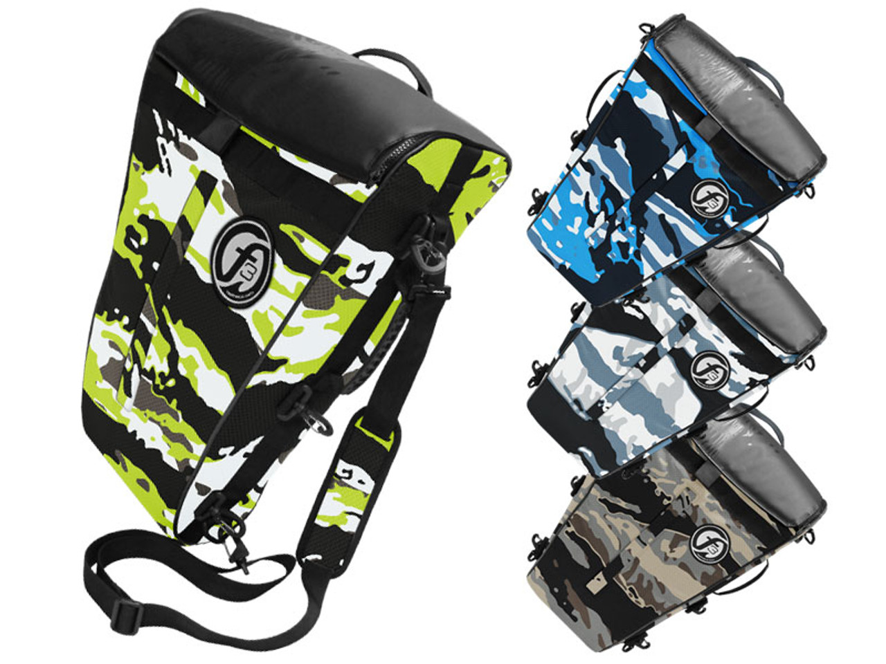 Feel Free Fish Cooler Bag L and M