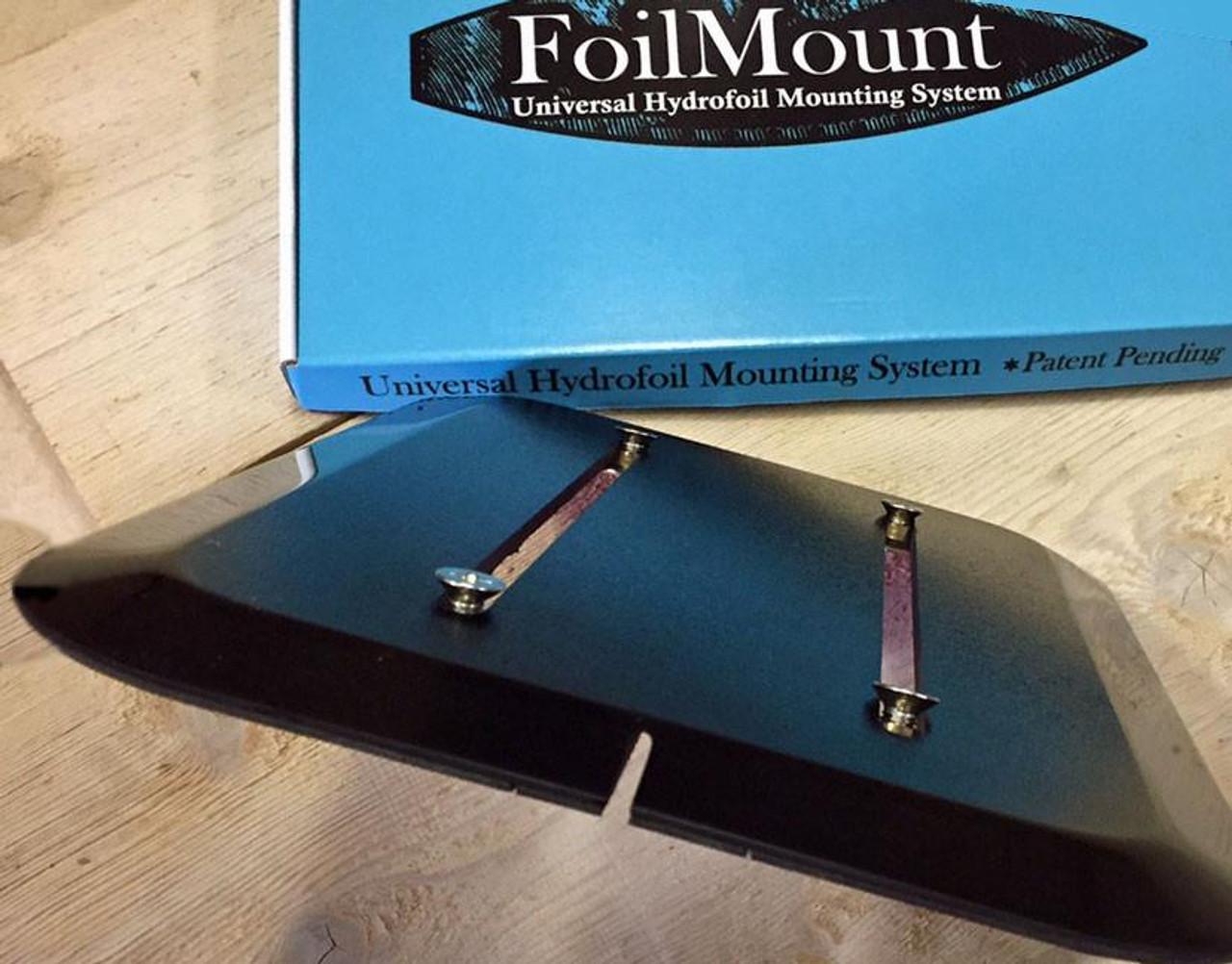 Foil Mount Ridge Mount
