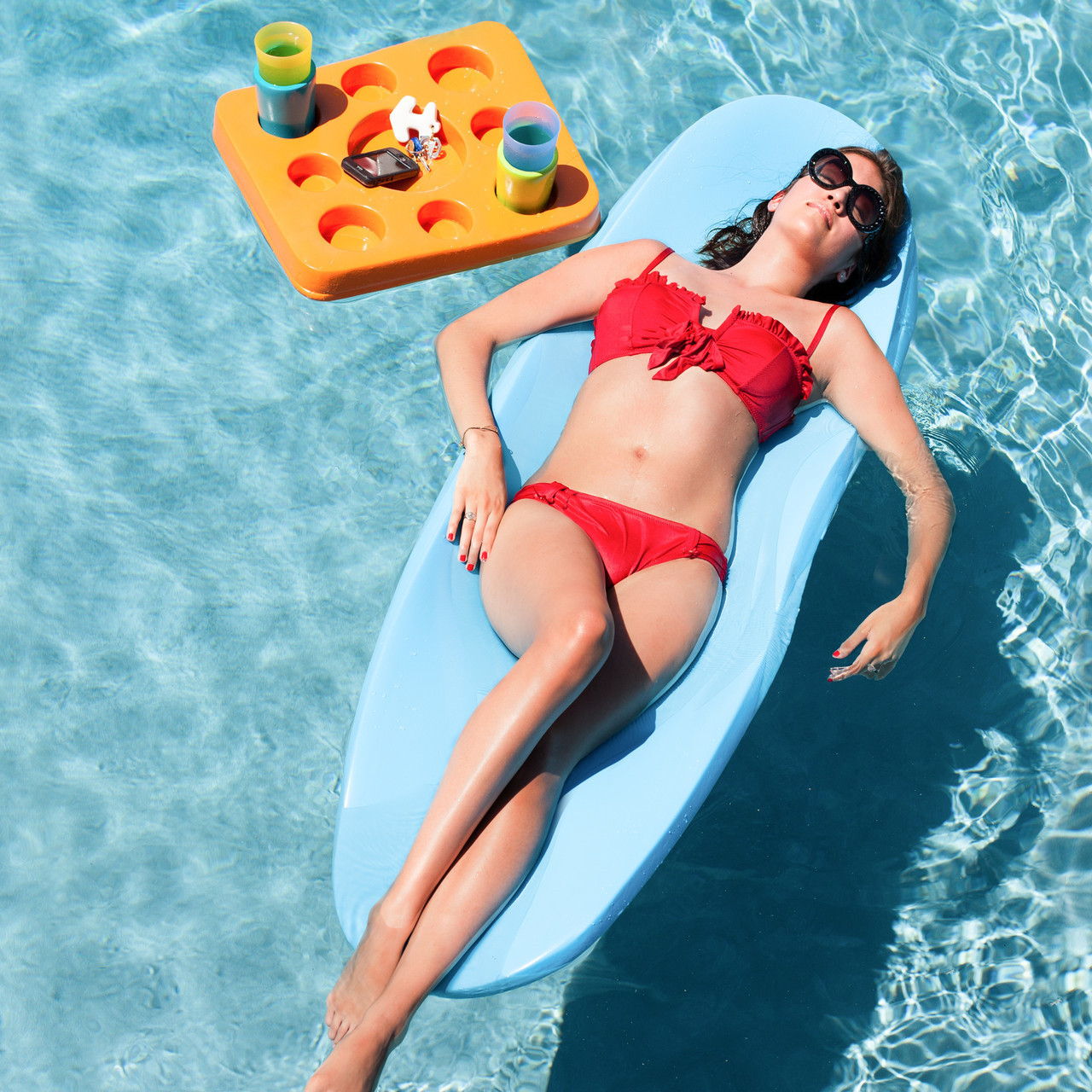 Sol Pool Float