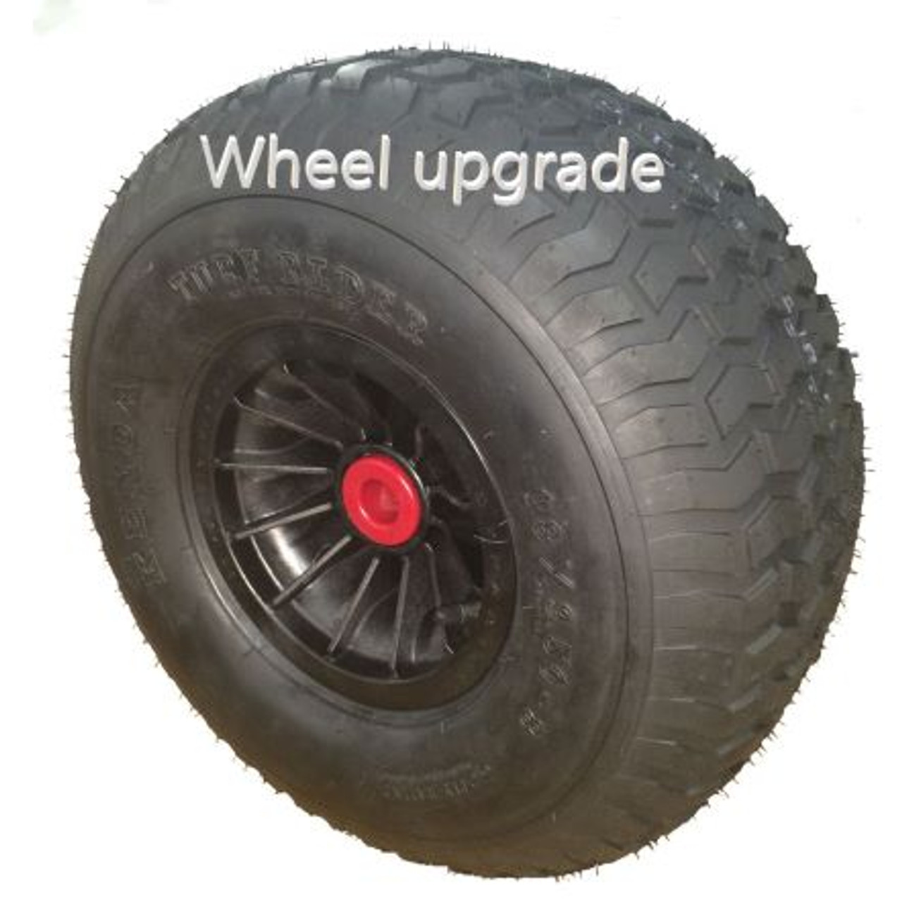 Wheel upgrade