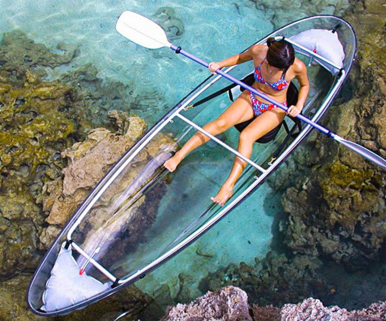 Crystal Explorer Kayak