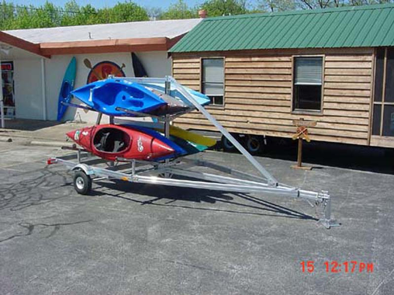 Sea Kayak Carrier (UT-1200SK-04)