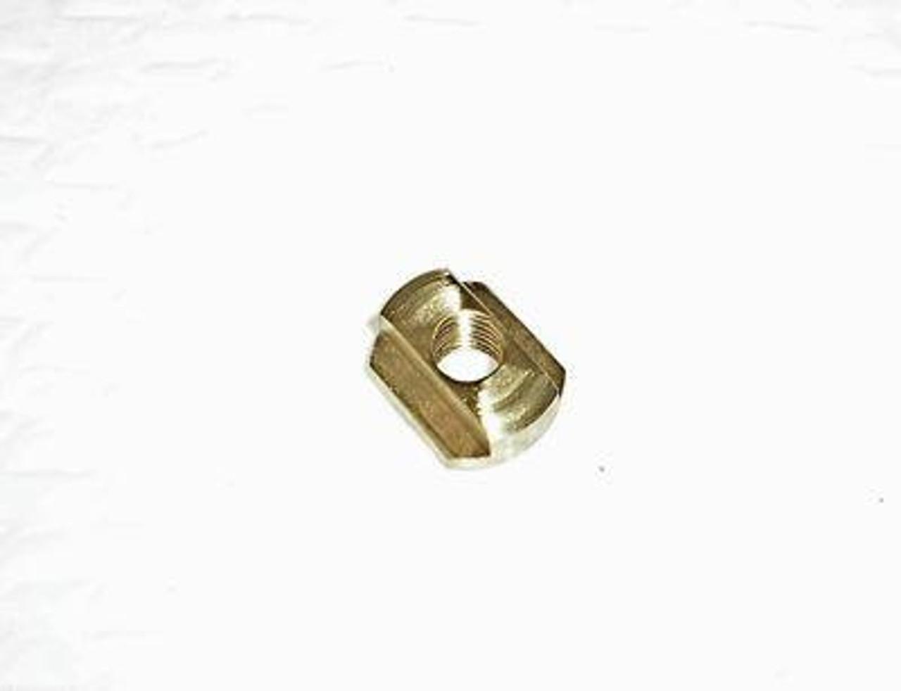 Brass T Nut Slider 8mm