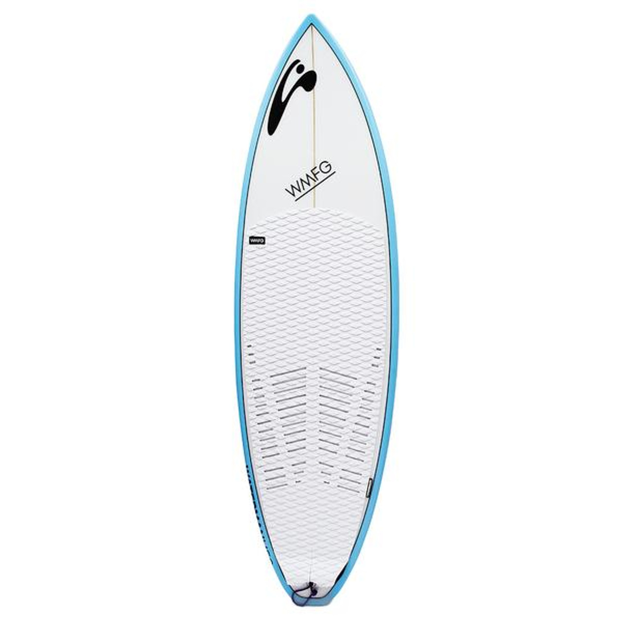 WMFG TRACTION: Six Pack Kiteboard Deck Pad