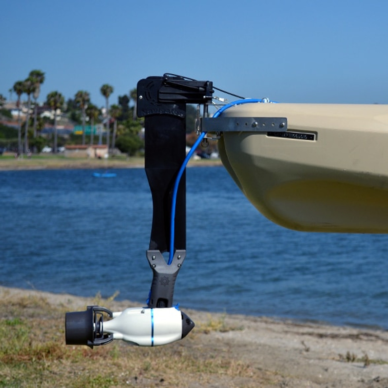 Electric BIXPY KAYAK JET w/Universal Rudder