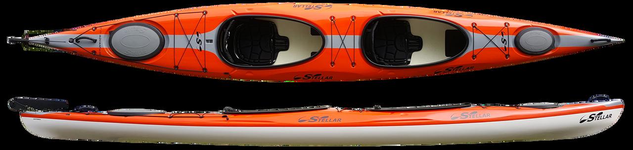 Stellar Tandem 17' Touring Kayak ST17