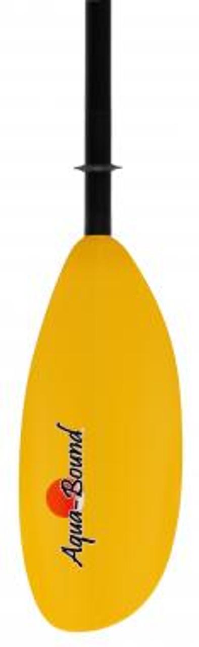 Manta Ray Aluminum 2-Piece Snap-Button Kayak Paddle