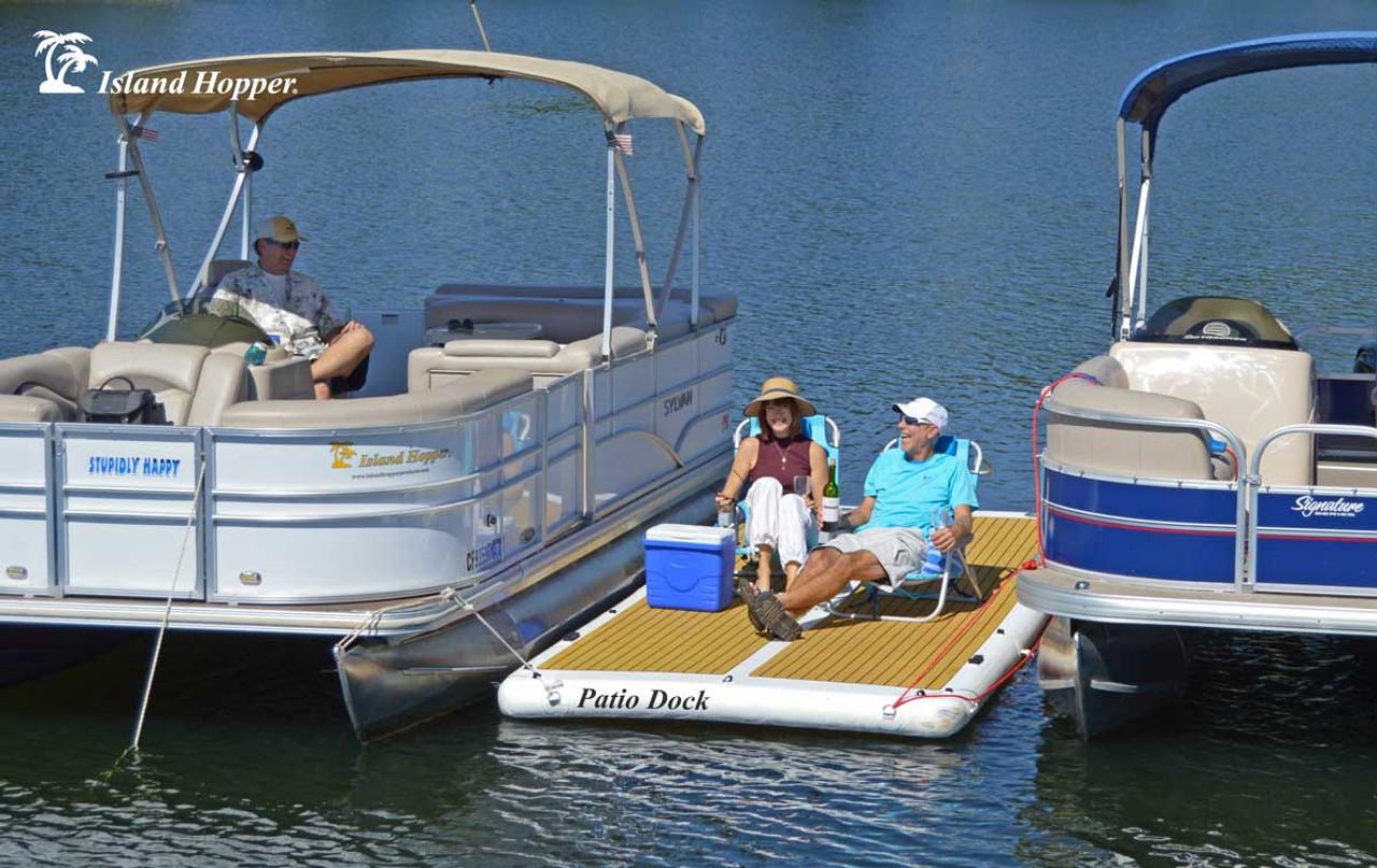 Patio Dock 15' Floating Platform