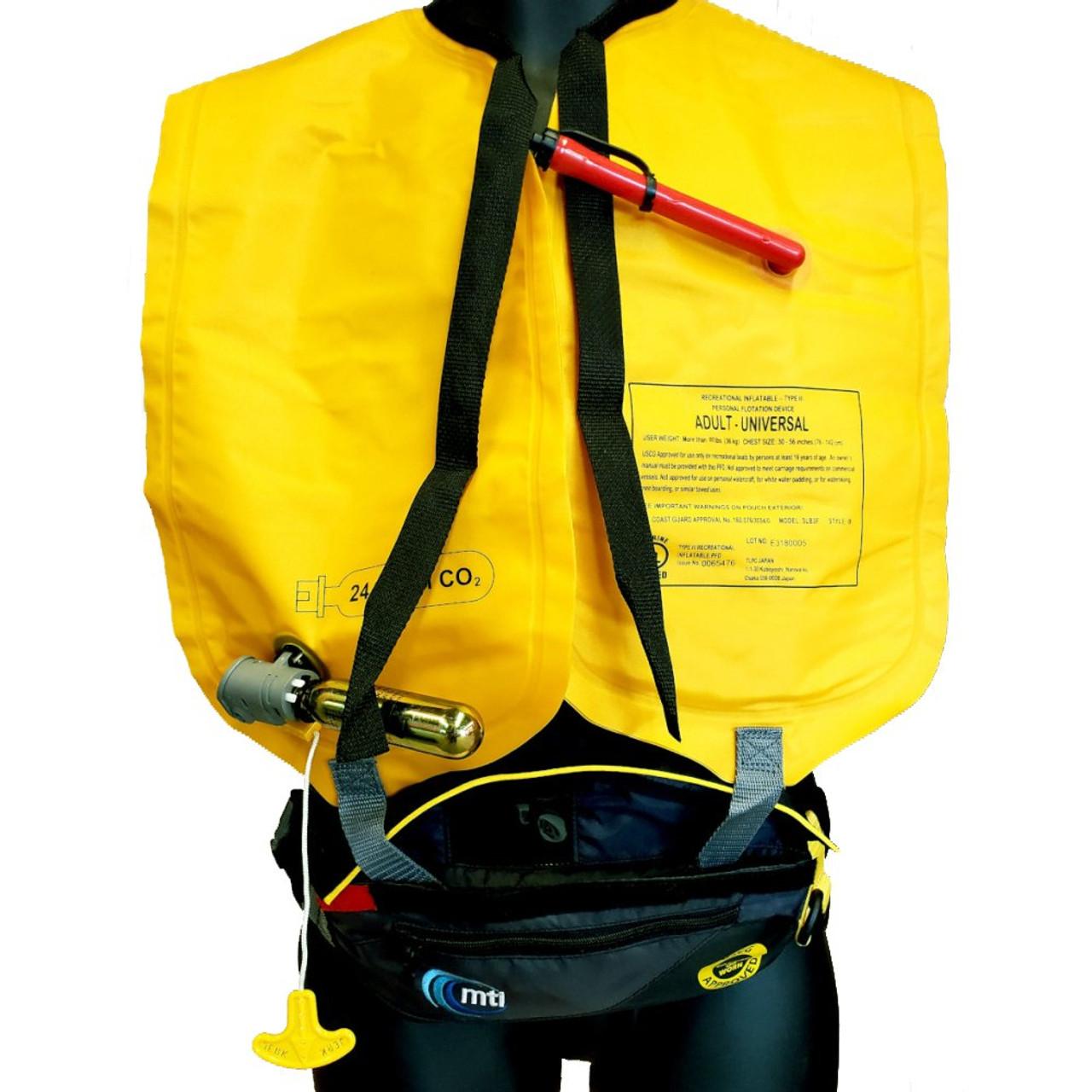 MTI SUP Safety Belt PFD