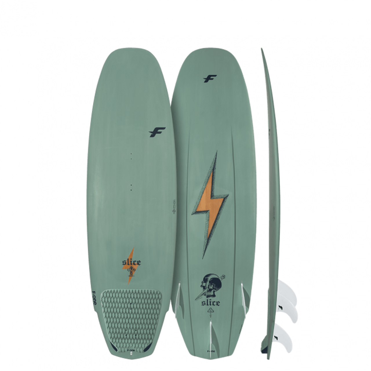 2020 F-One Slice Bamboo 5'1''