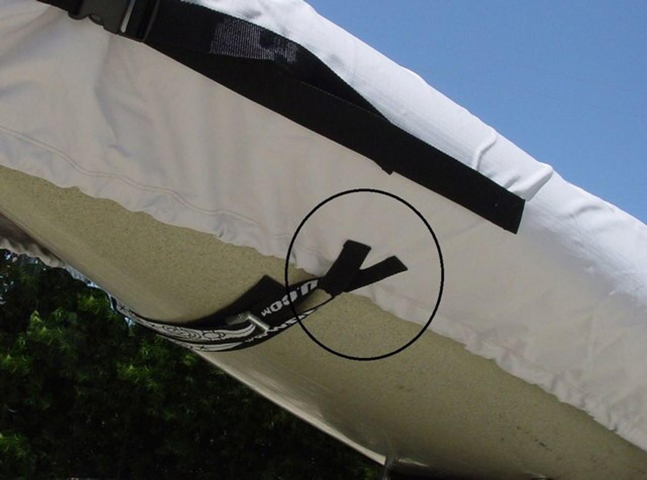 """DUDE 14'-16'/4.88 m X 55""""/139 cm"""