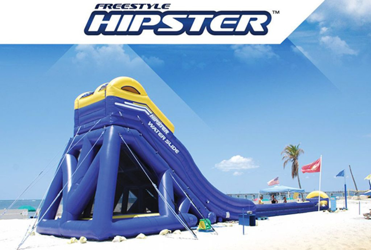 Freestyle Hipster Slide