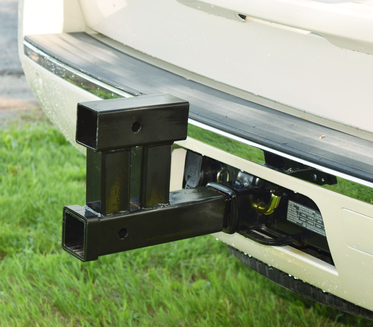 Double Hitch Receiver (MPG544)