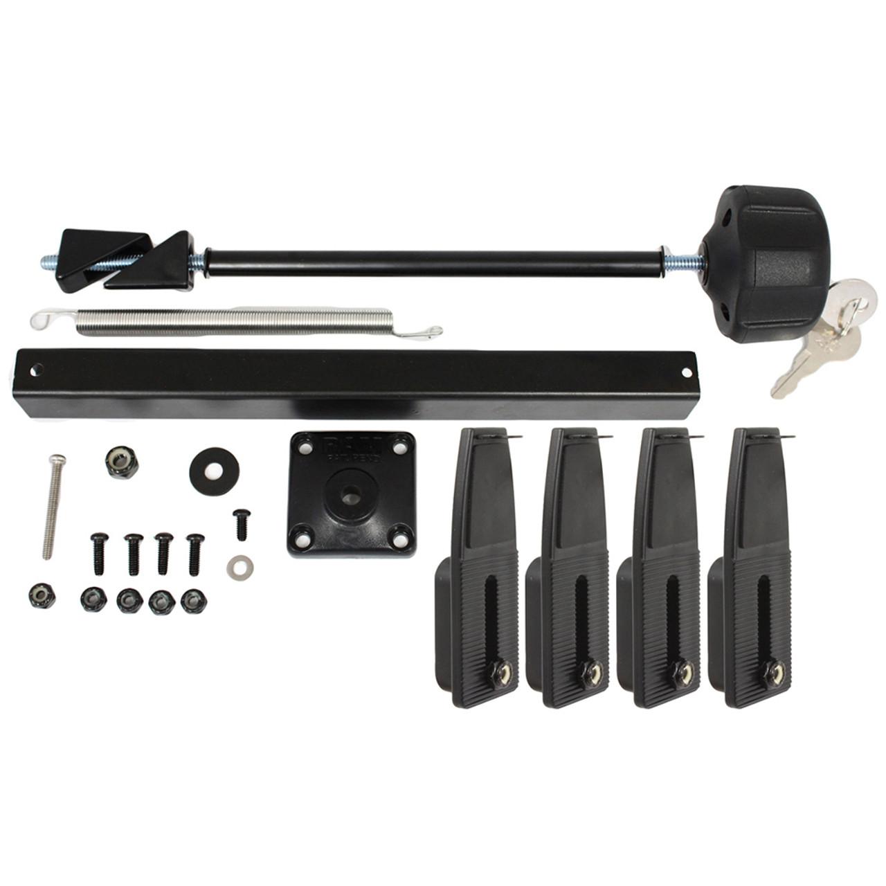 RAM Mount Secure N Motion Kit [RAM-234-SNMU]