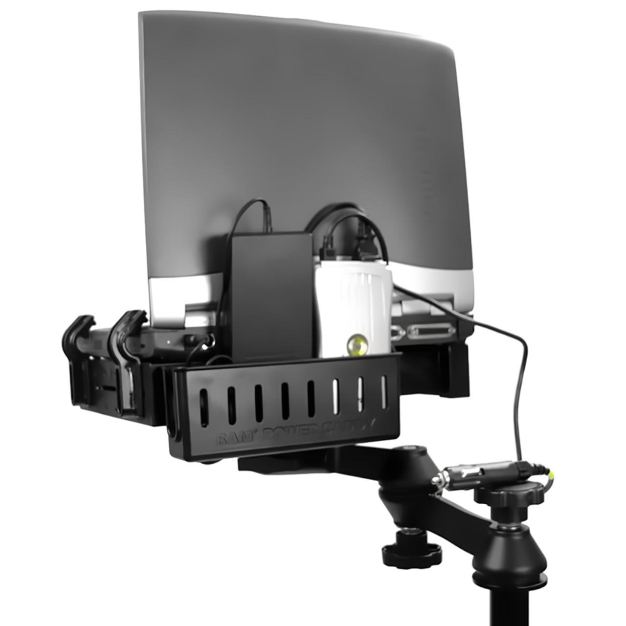 RAM Mount Laptop Power Supply Caddy [RAM-234-5U]