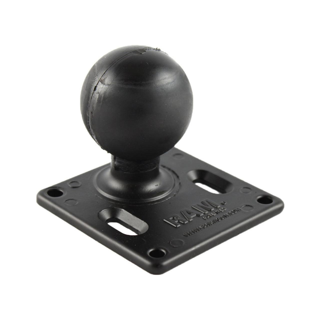 """RAM Mount 75mm x 75mm VESA 3.625"""" Plate w\/2.25"""" D Size Ball [RAM-D-2461U]"""