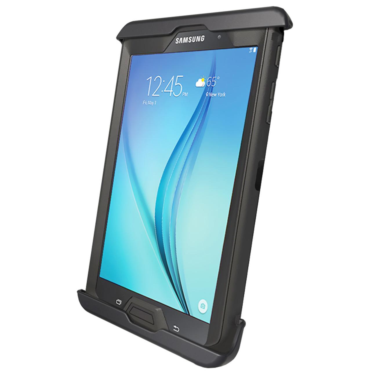 """Ram Mount Tab-Tite Cradle f\/8"""" Samsung Galaxy Tab A & S2 8.0 w\/Case [RAM-HOL-TAB29U]"""