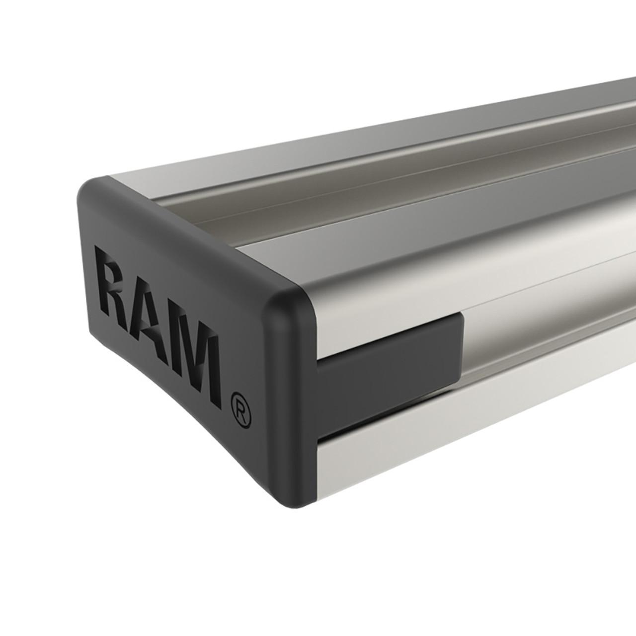"Ram Mount 9"" Extruded Aluminum Tough-Track [RAM-TRACK-EXA-9]"