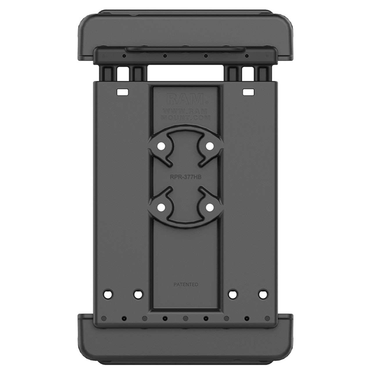 "RAM Mount Tab-Tite Cradle f\/8"" Tablets - Samsung Galaxy Tab 4 8.0  Tab E 8.0 [RAM-HOL-TAB24U]"