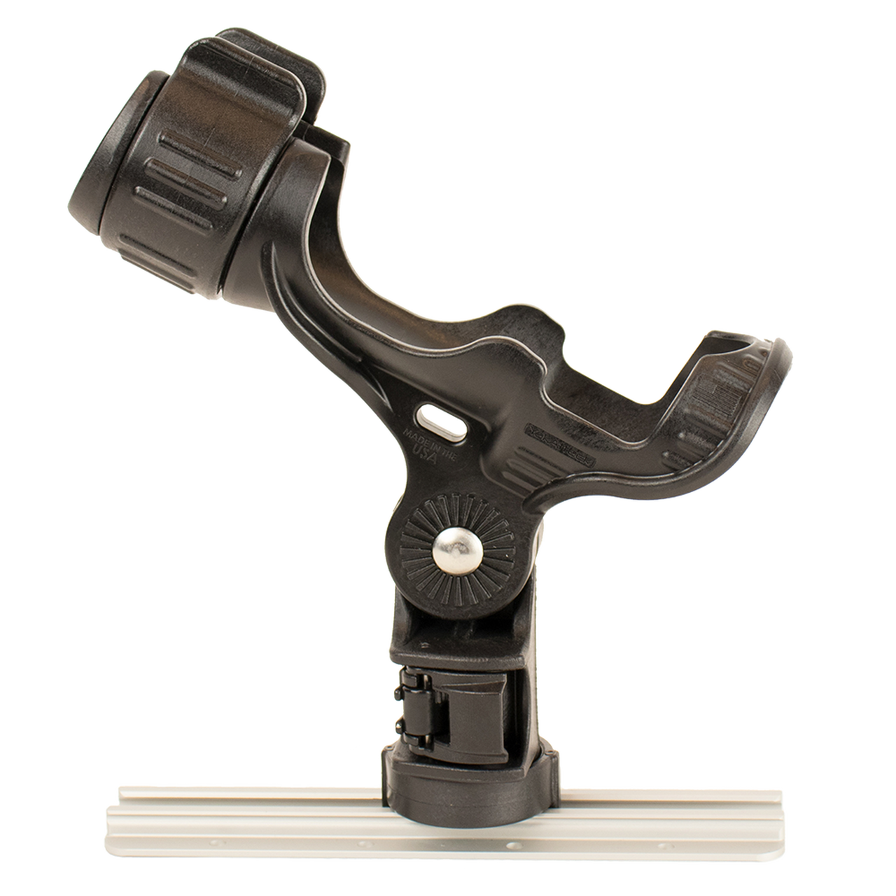 Omega Rod Holder with Track Mounted LockNLoad Mounting System