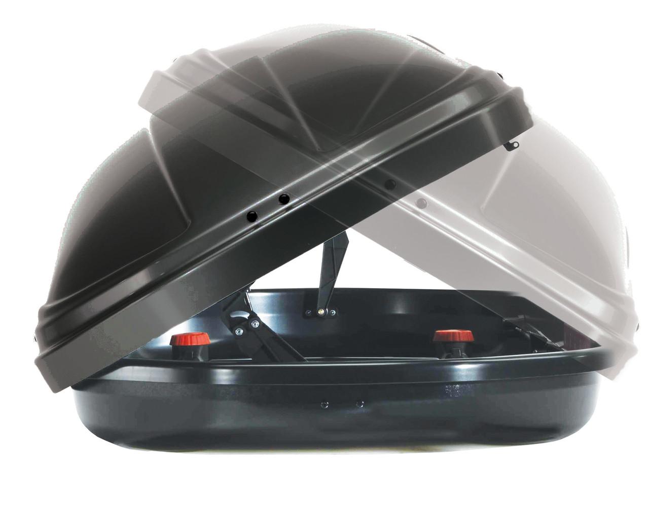 Profile18B™ Rooftop Box (18 cubic feet) Black