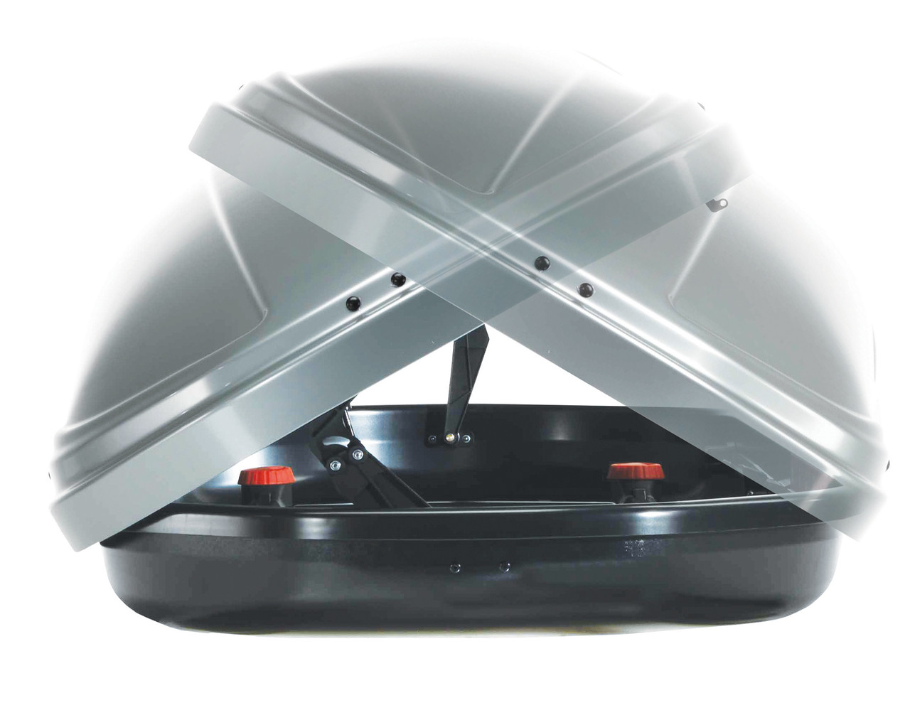 Profile18S™ Rooftop Box (18 cubic feet) Silver