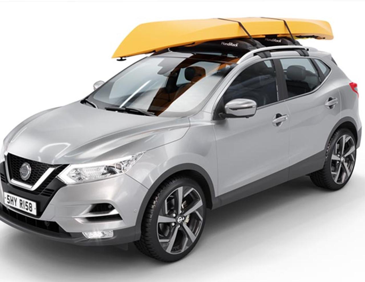 HandiRack Roof Rack - Inflatable Crossbars - Bare Roof - Nylon (MPG452)
