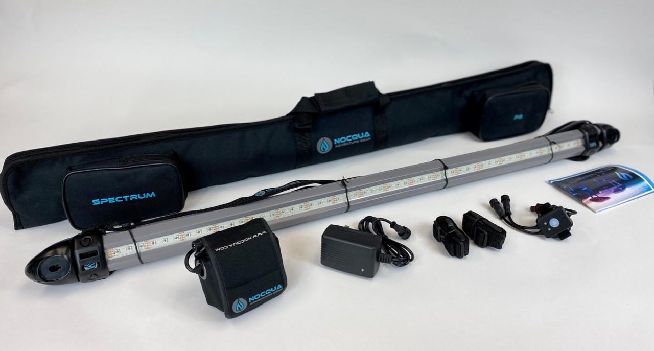 Spectrum P2 lighting system