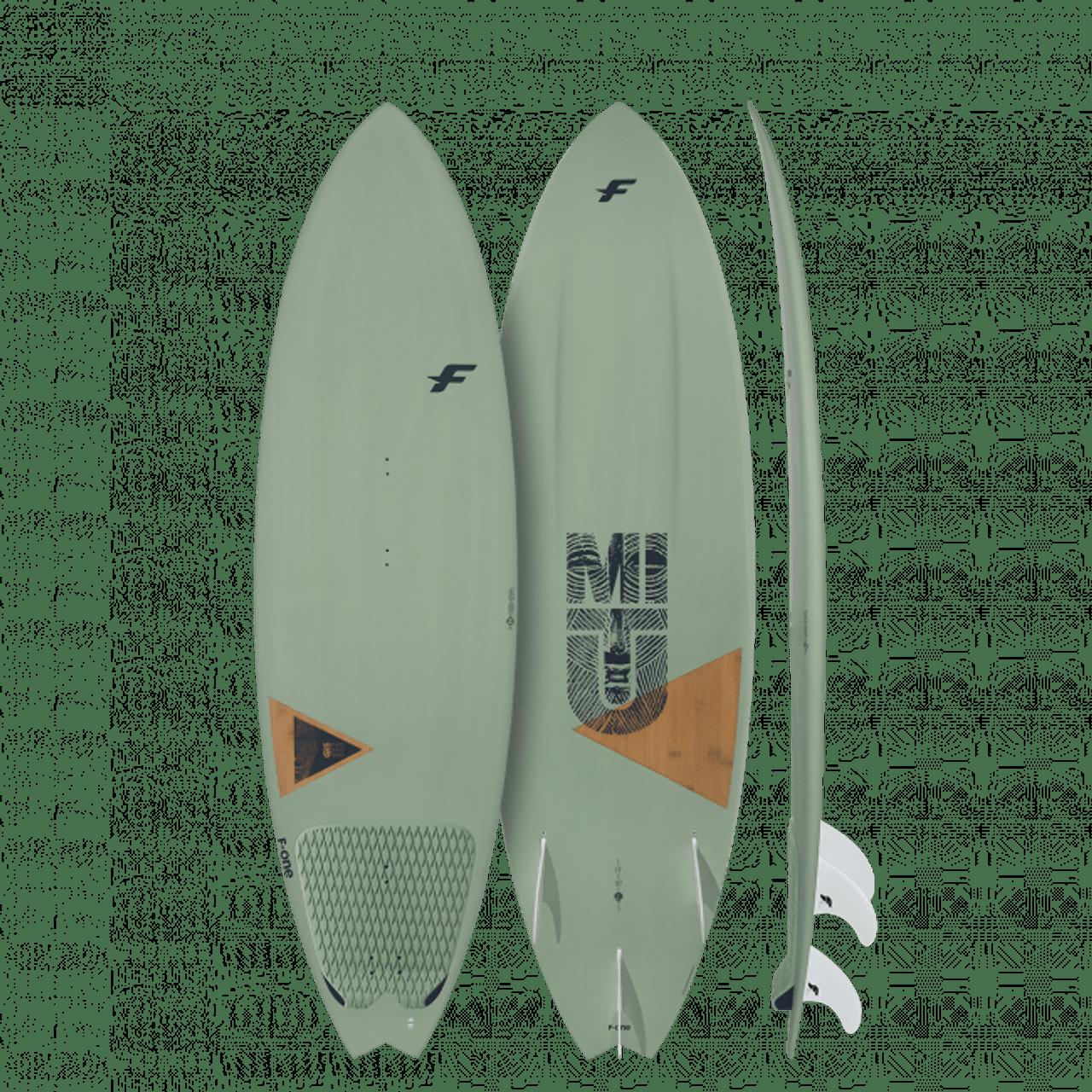 """2021 MITU Pro Bamboo 5'4"""""""
