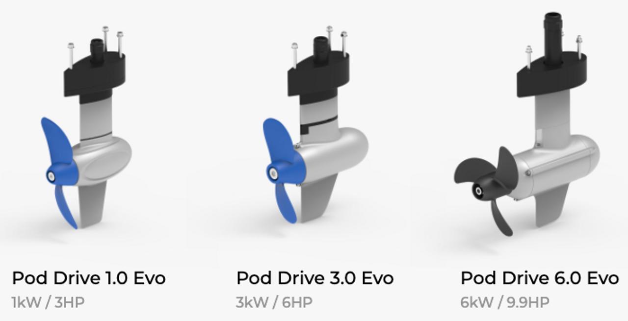 Pod Drive 6.0 Evo (P6-0000-E0 )