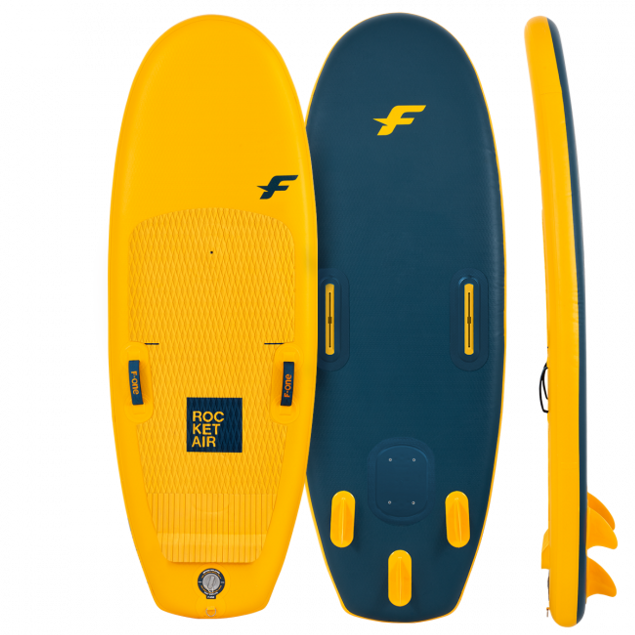 "2021 F-One Rocket AIR Surf 7'6"" (77218-1001-76)"