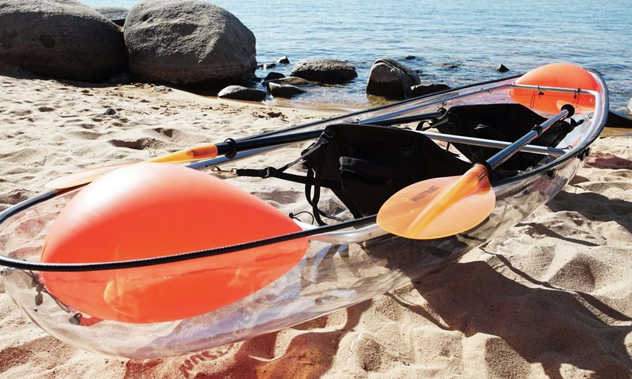 Clear Kayak Molokai XL Set of 5 - $1099 Each !