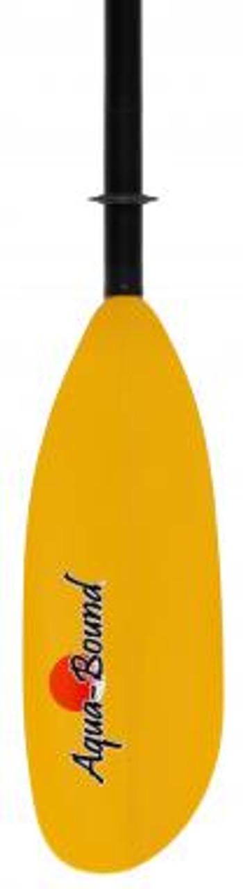 Sting Ray Aluminum 2-Piece Snap-Button Kayak Paddle