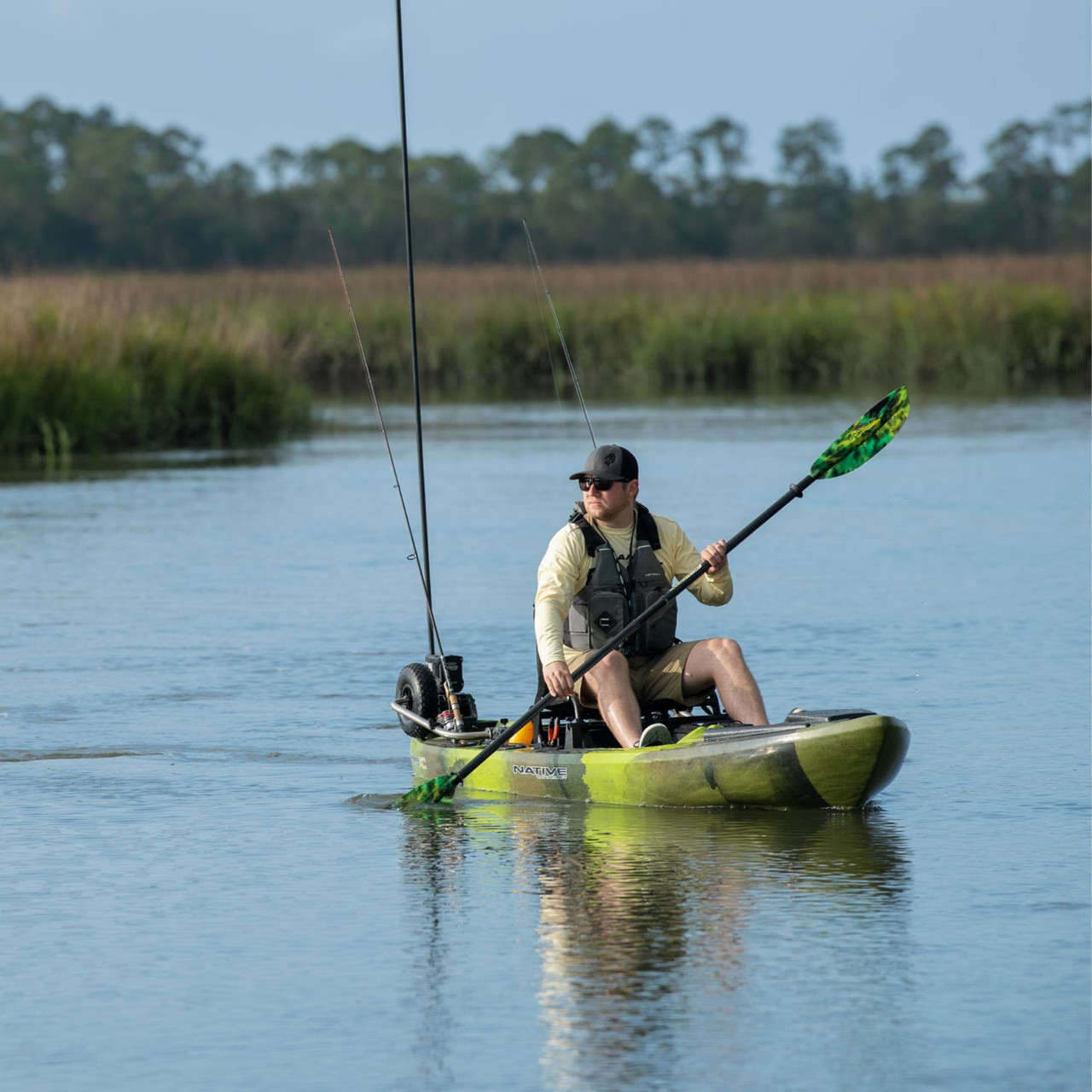 Angler Pro Plus