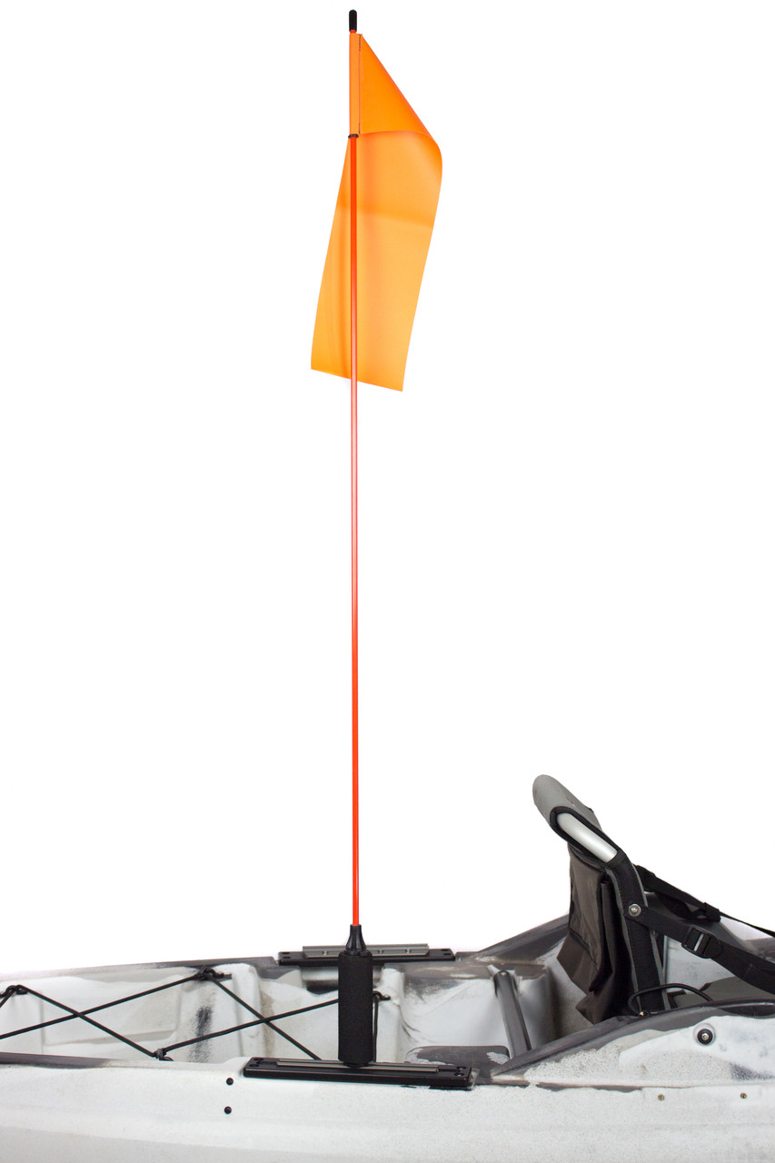 VISIFlag™, GearTrac™ Ready, Includes Mighty Mount (VFP-1001+MMH)
