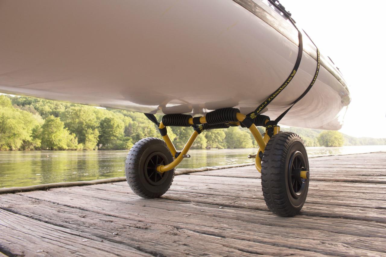 """Stowable Kayak """"SK"""" Airless Cart"""