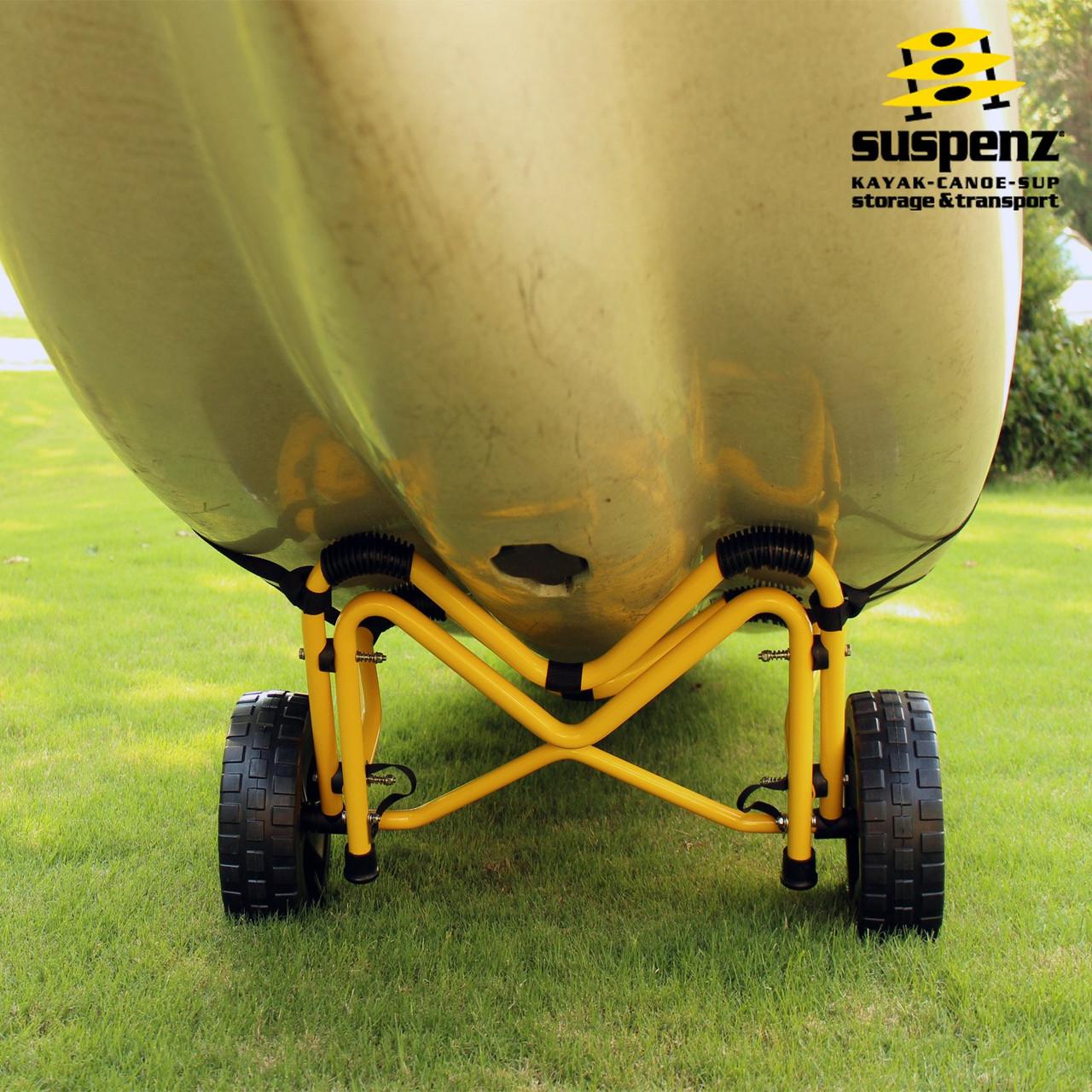 Heavy Duty Deep-V™ Airless Cart