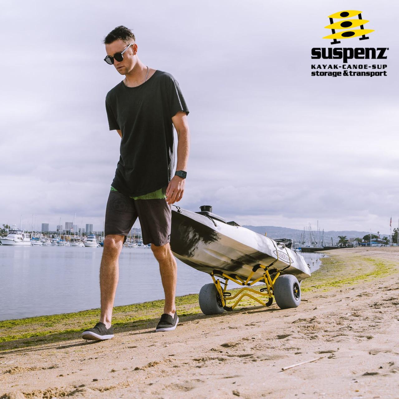 Heavy Duty Deep-V™ Beach Cart
