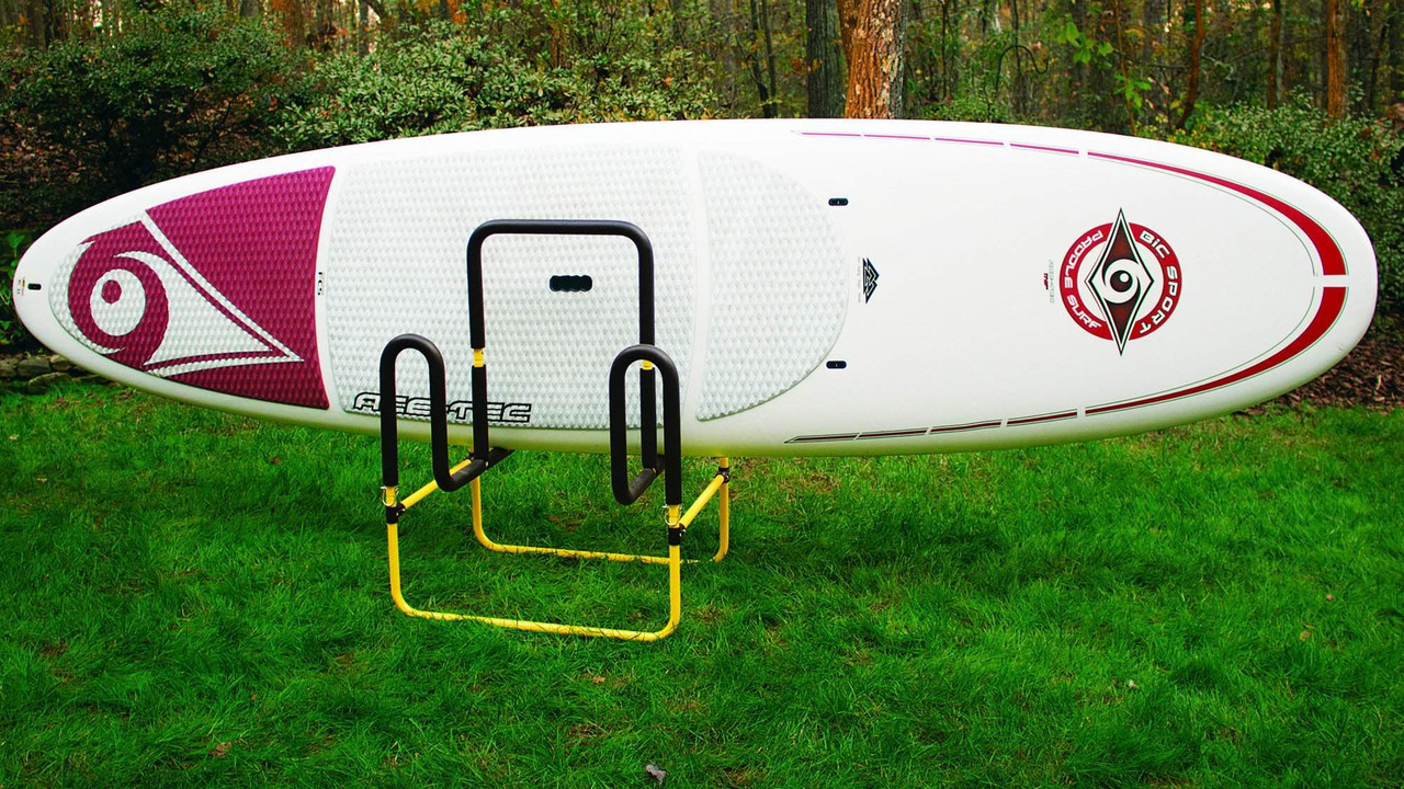 Double-Trouble SUP Cart & Stand