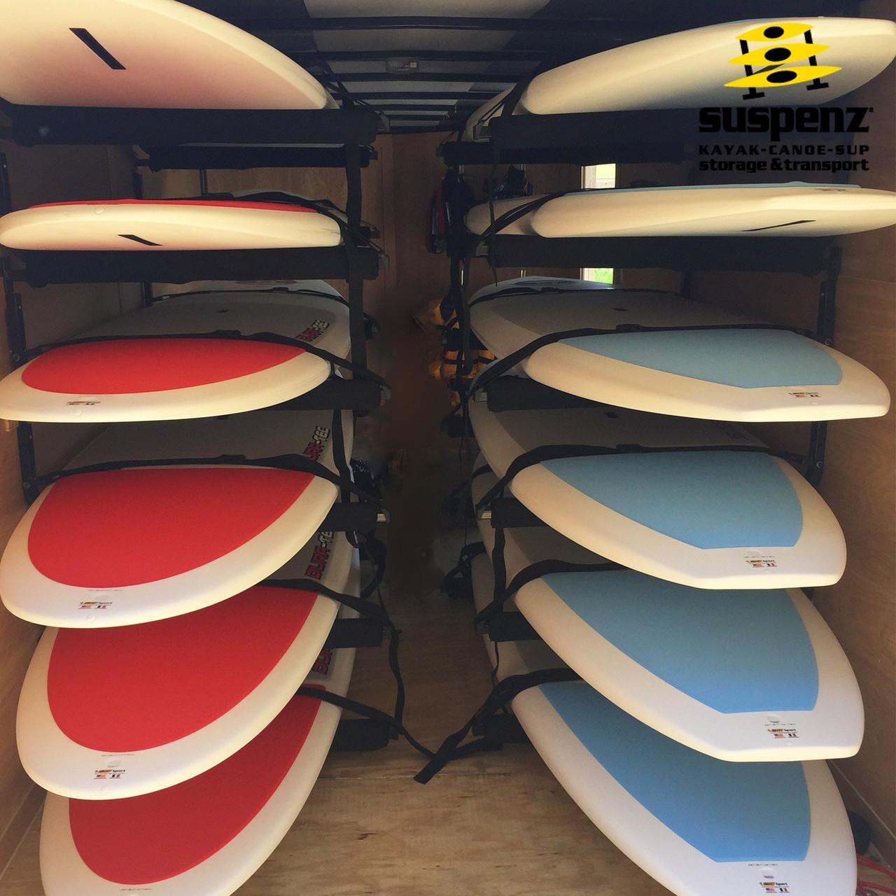 """Canoe Rack - 36"""""""