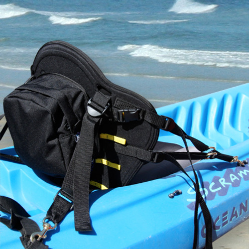 GTS Expedition Molded Foam Kayak Seat - Standard Pack