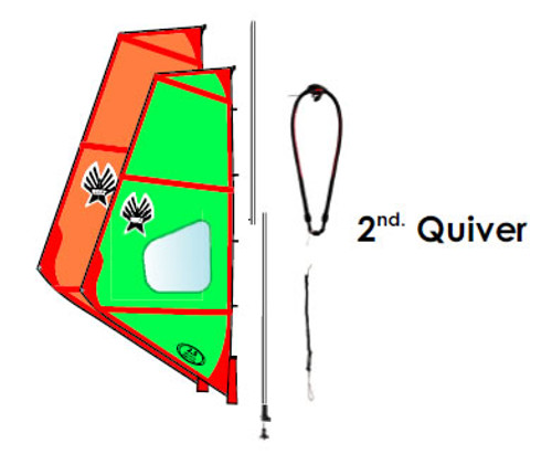 Kids Rig 2nd Quiver
