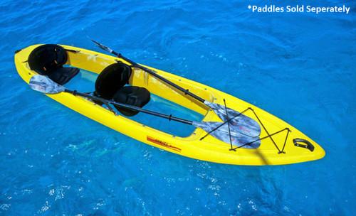Caribe Clear Bottom Kayak